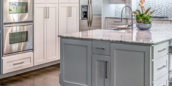 Lancaster White Cabinets & Vanities