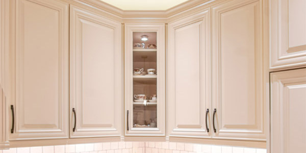 Princeton Off-White Cabinets & Vanities