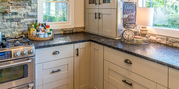 Anchester Gray Cabinets & Vanities
