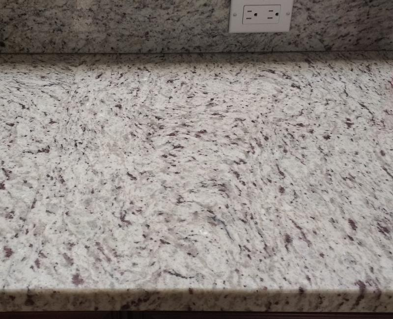 Ornamental White Granite