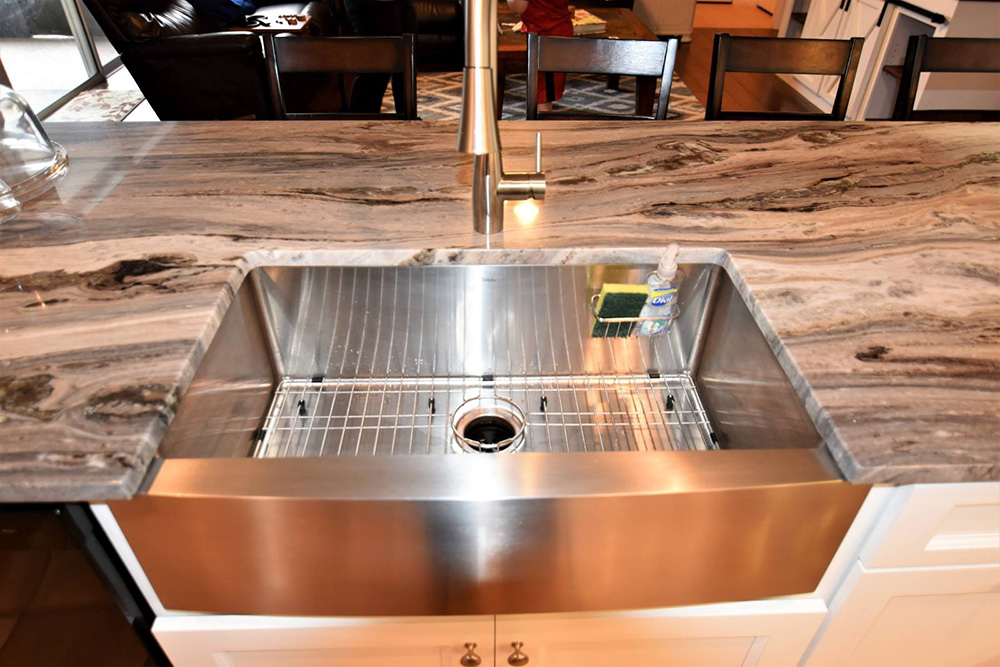 Single Bowl Stainless Steel Kitchen Farmsink