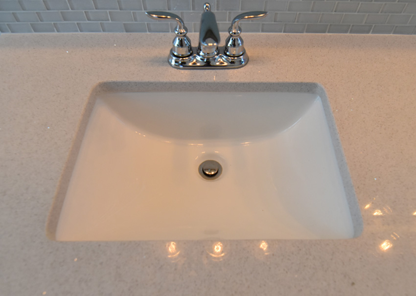 Undermount Rectangular Bath Sink